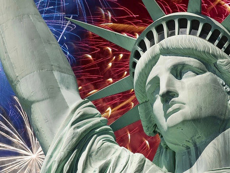 Happy July 4th 1776 All Over Again