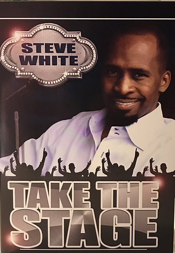 Steve White Take The Stage Digital Download