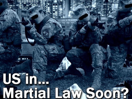 Martial Law Preparedness And Forecast