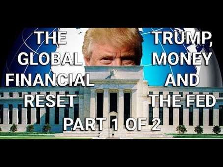 Transformation of the Global Monetary Central Banking System, R.I.P.