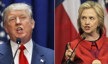 Focus On The Issues Trump vs Clinton