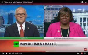 Another Coup Bites the Dust : Impeachment Battle