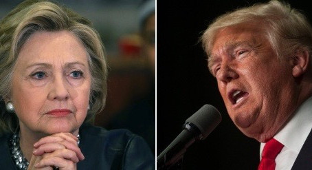 Clinton Trump And The Political Atheist