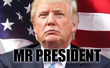 Forecast Trump Wins Presidency By Landslide