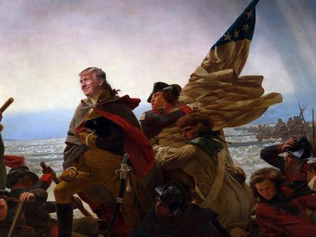 Trump Leads America's Second Revolution