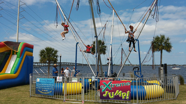 Kids Bungee Jump