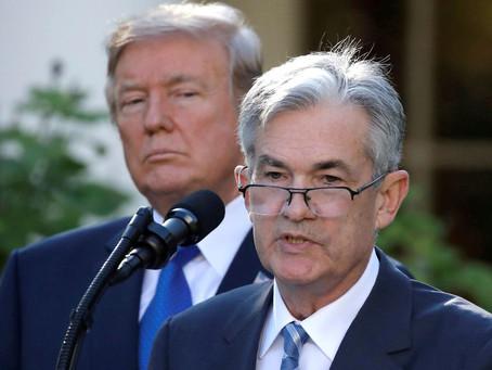 Trump Draining the Economic Swamp