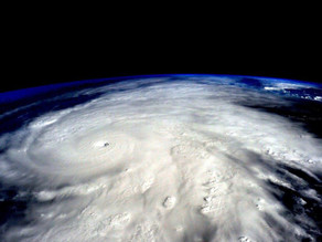 Outer Bands of a Category Five Hurricane