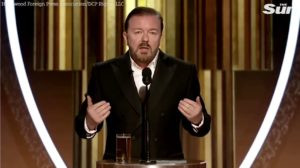 These People Are Sick : Ricky Gervais