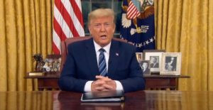 Trump and the Corona Counter Attack