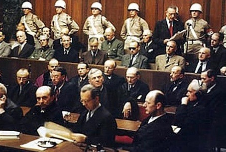Trump's Nuremberg Style Trials Coming Soon?