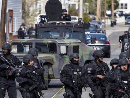 More Talk Of Martial Law