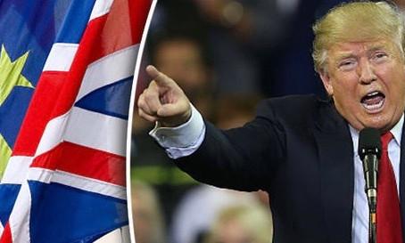 Brexit And The Trump Juggernaut