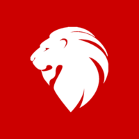 Sovereign Advisors Logo (Red Lion) Battle of biblical proportions