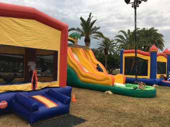 Multi Inflatables