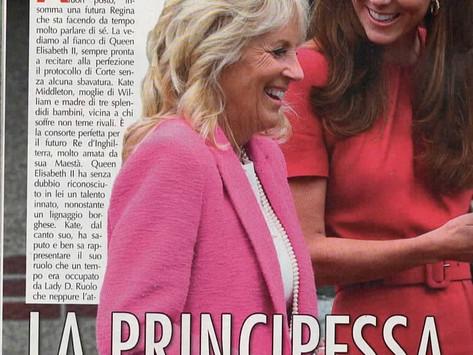 La Principessa e la First Lady