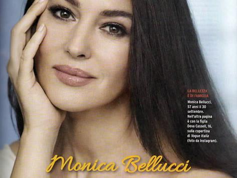 Monica Bellucci: l'eleganza di noi Bilancia