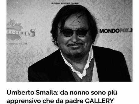 Umberto Smaila: da nonno sono più apprensivo che da padre