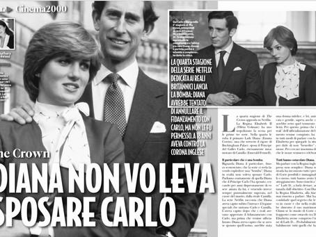 Diana non voleva sposare Carlo