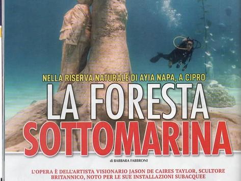 La foresta sottomarina