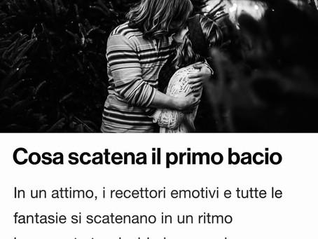 Cosa scatena il primo bacio (ArezzoNotizie.it)