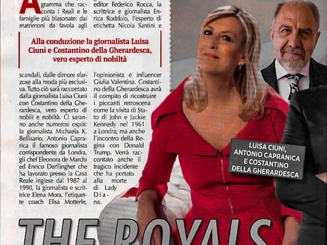 The Royals: vizi e virtù a Corte