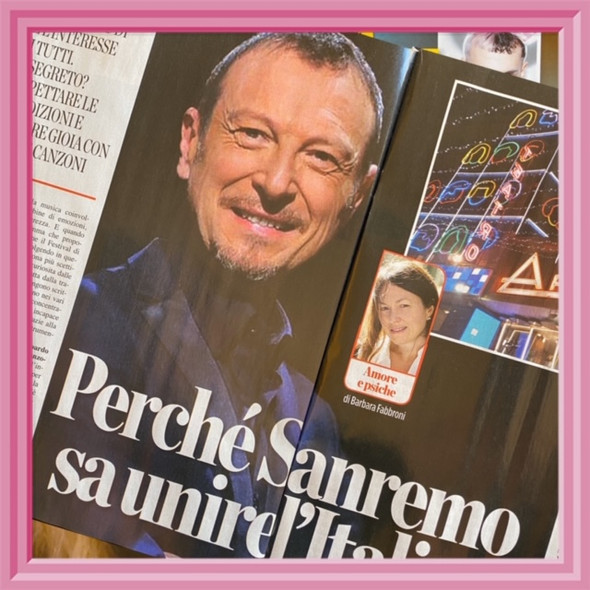 Perché Sanremo sa unire l'Italia
