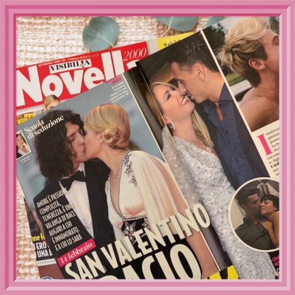 San Valentino al bacio