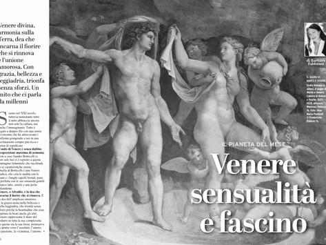 Venere sensualità e fascino