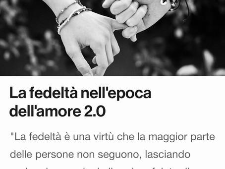 La fedeltà dell'amore 2.0