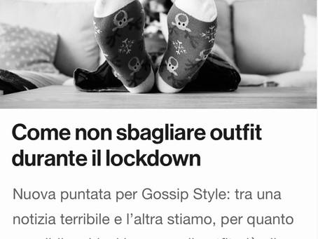Come non sbagliare outfit durante il lockdown