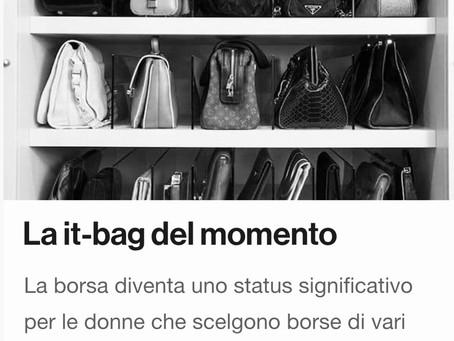 La It-Bag del momento