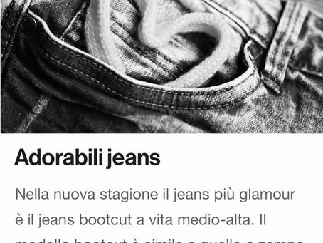 Adorabili Jeans