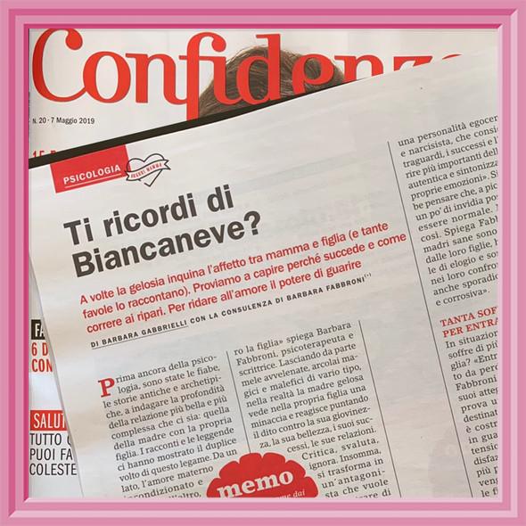 Ti ricordi di Biancaneve?