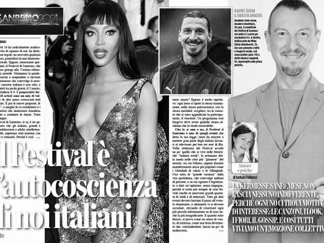 Il Festival è l'autocoscienza di noi italiani