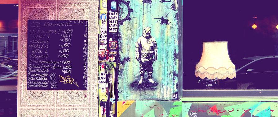 Street Art private tour Berlin