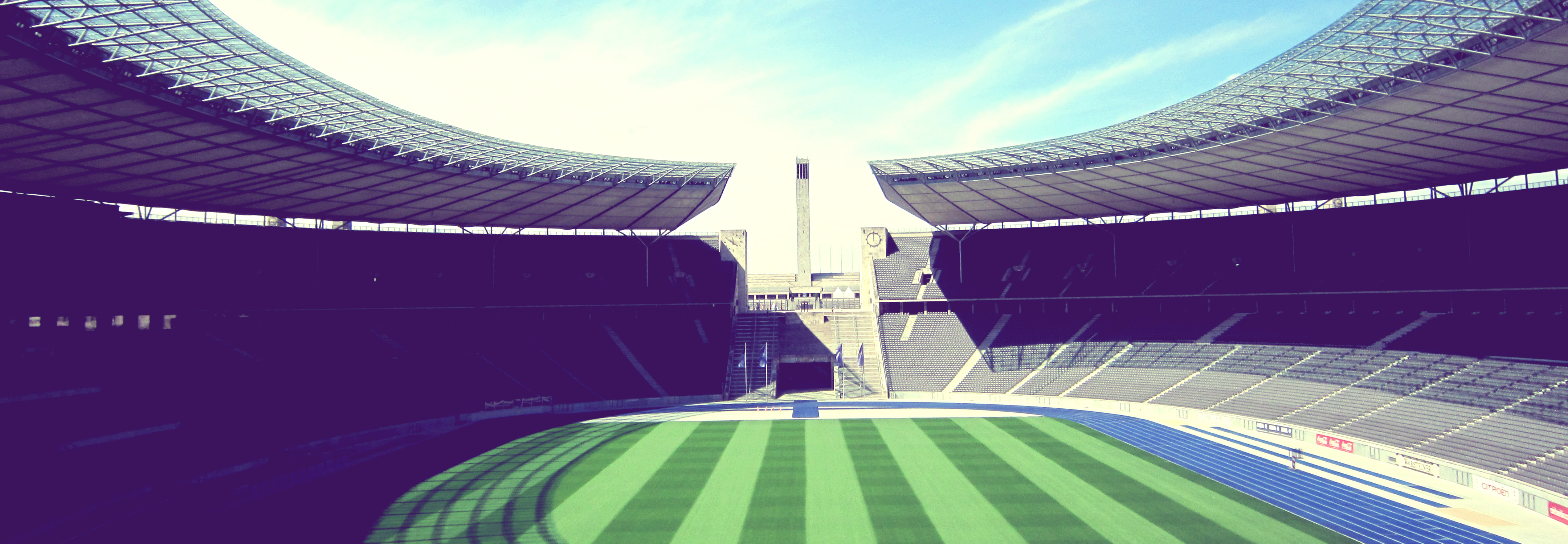 Private tour in Berlin - Stadium