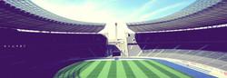 Private tour in Berlin - Stadium