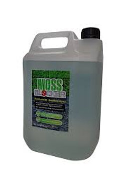 Moss Blocker 5ltr Moss & Algae Remover - Concentrate