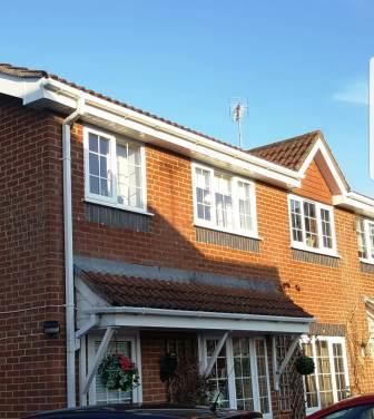 soffit and fascia cleaning