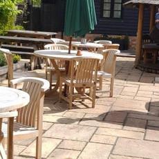 Restaurant Terrace after