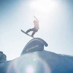 Snowboard Spass am Kitzsteinhorn