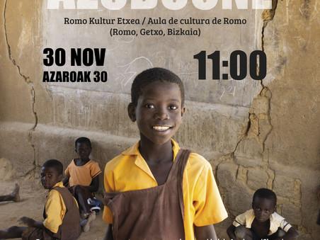 Evento 30 noviembre