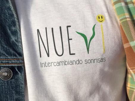 Primer acto oficial de Nuevi // Nueviren lehenengo ekitaldi ofiziala