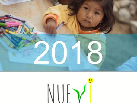 Compra tu calendario para 2018 y ayúdanos a lograr sonrisas.