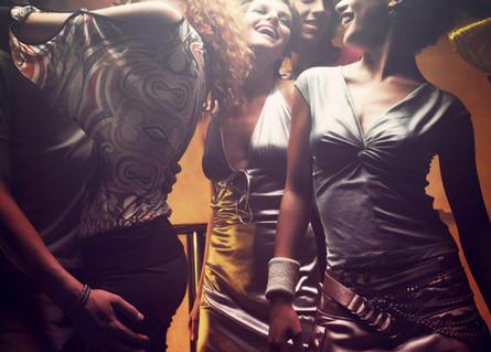 Ungdomsfester hos Frie Selskabslokaler