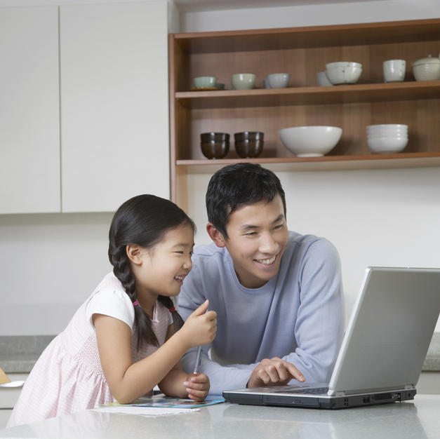 Link to Comprehensive Distance Learning for Parents