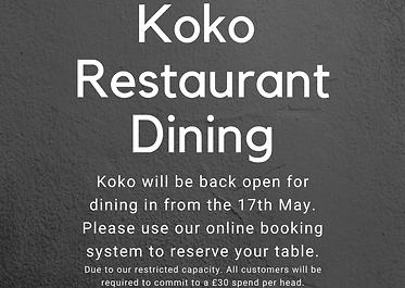 Koko Dining in