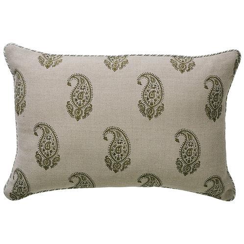 Tuscan fern cushion