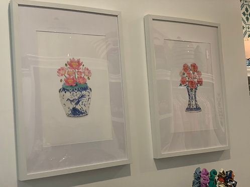 Floral art (each)